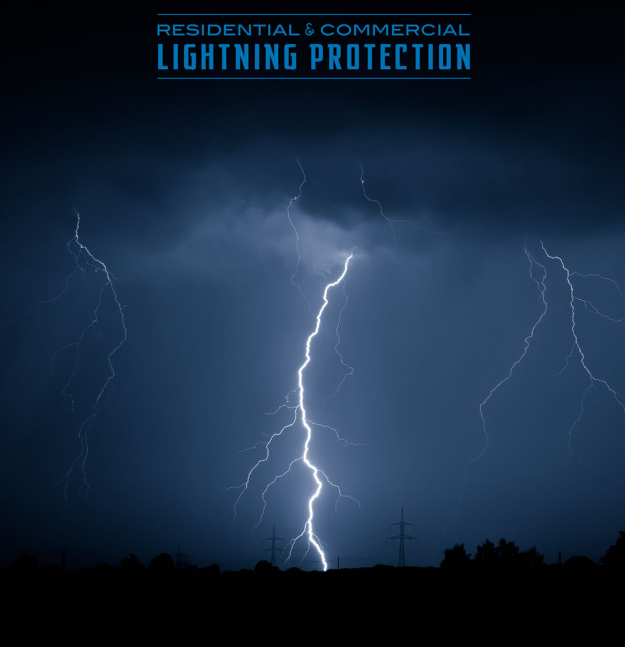 Commercial Lightning Protection: Austin Lightning Protection Systems